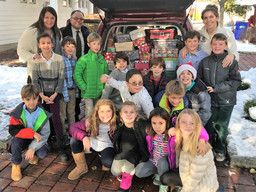 Holiday Hope Chest Drive Benefits Waterbury's St. Vincent de Paul Society
