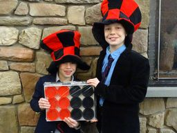 Lower School Checkers Tournament Comes to Completion